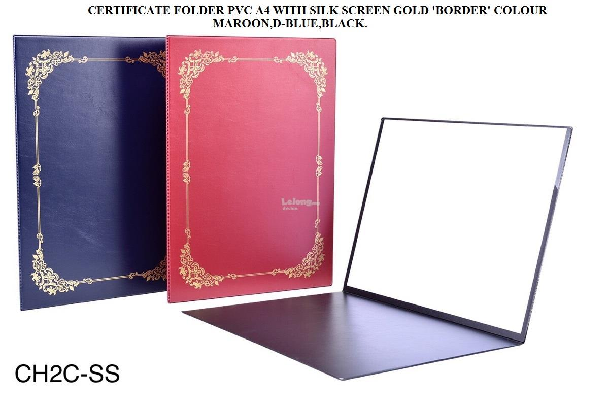 Certificate Folder Pvc A4 With Silk End 12242018 915 Pm
