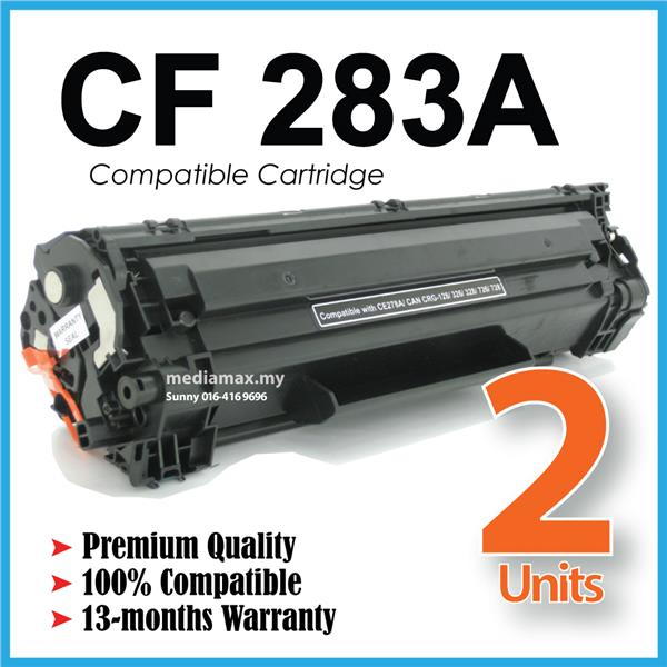 CF283A Compatible HP Pro M 125 127 201 201n dw 225 dn M127 fw fn MFP