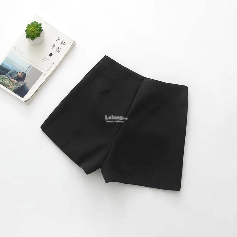 Champs Embroidered High Waist Pant