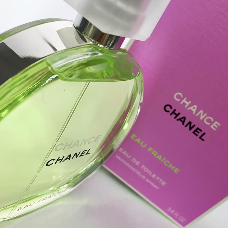 ed7aaa718 Chanel Chance Eau Fraiche Eau De Toilette Spray100ml for Women (Authen