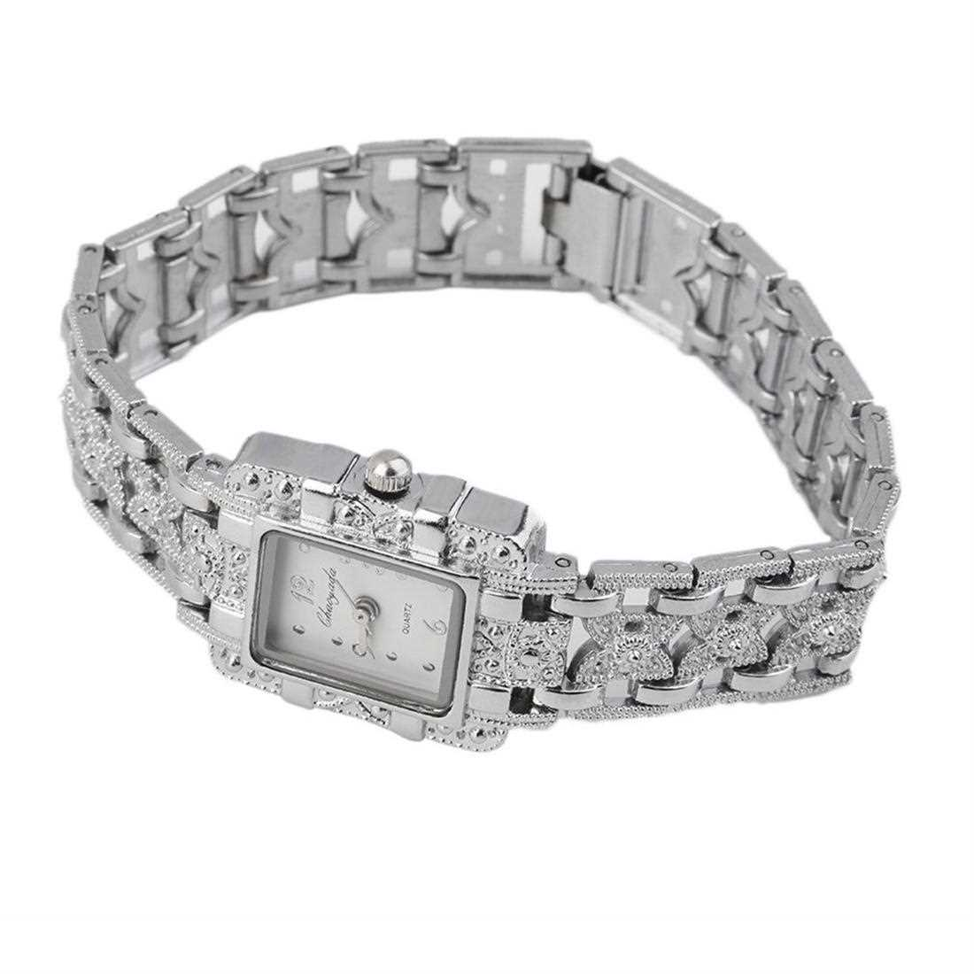 CHAOYADA Luxury Square Ladies Watch ( White )