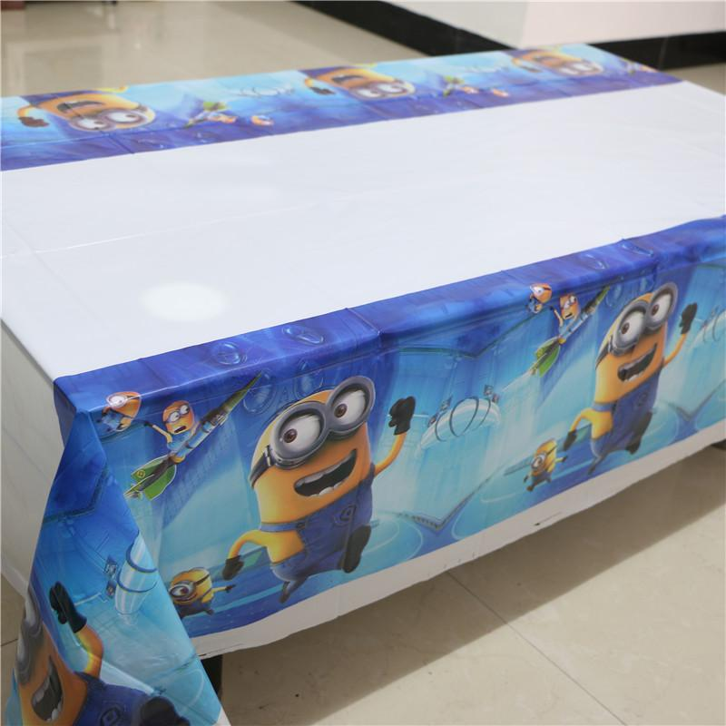 Characters Party Table Cover Party Supplies (multiple choice) & Characters Party Table Cover Party (end 2/11/2018 11:11 AM)