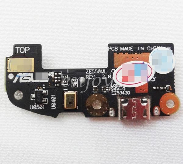 Charging Board Ribbon Asus Zenfone 2 5.5 / ZE550ML ZE551ML Z008D ~MIC