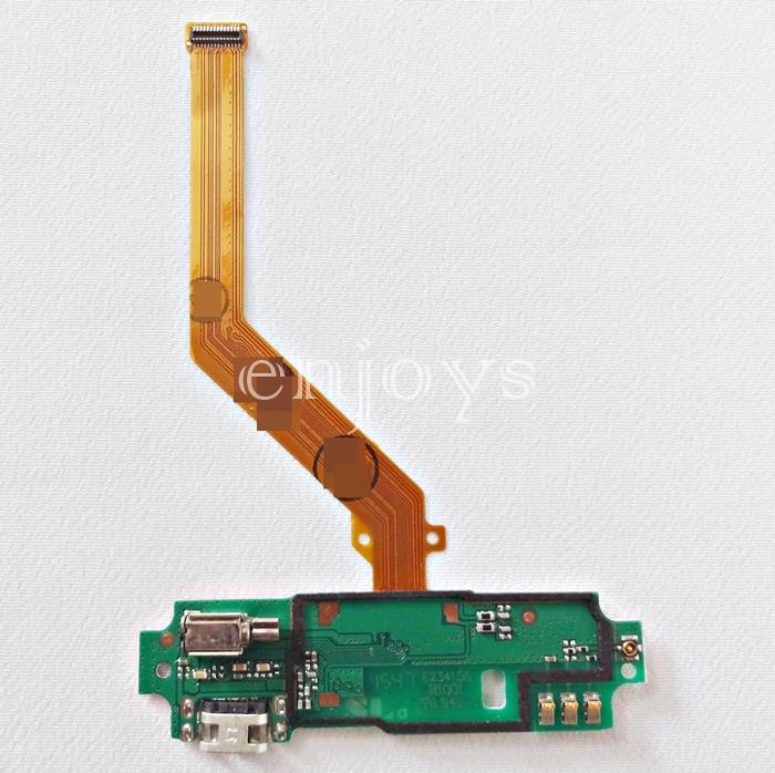 NEW Charging Vibrate MIC USB Data Port Board Ribbon for Oppo R1001 Joy