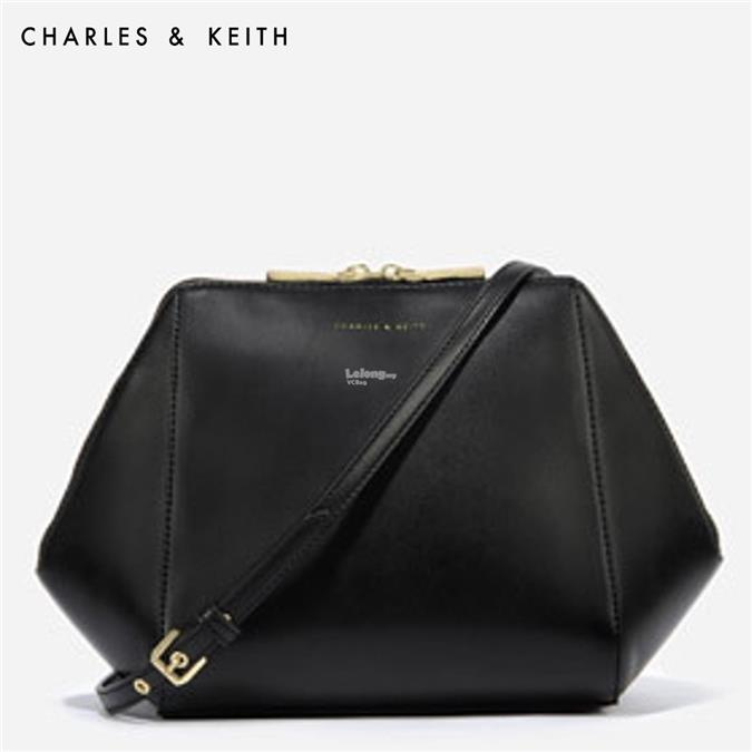 Charles Keith Angular Sling Bag