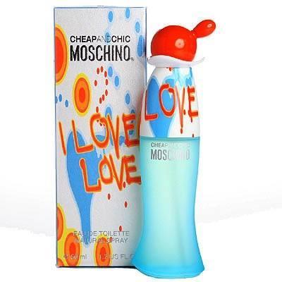 moschino perfume cheap and chic
