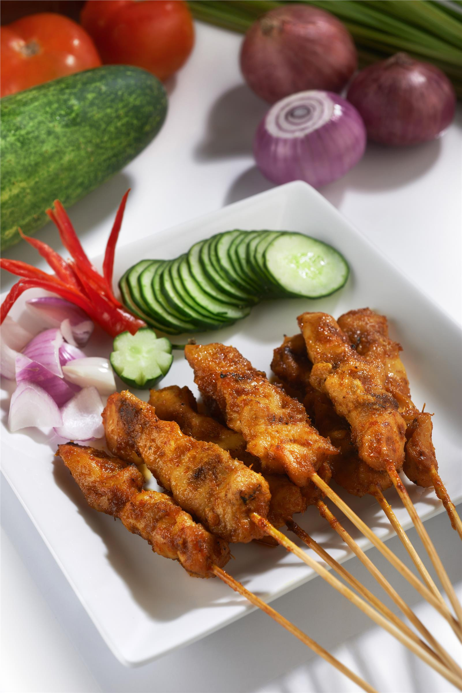 Cheap and tasty satay paste