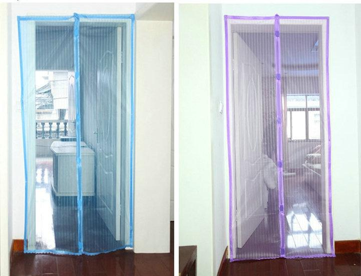 ... insect fly bug mosquito home door net netting mesh screen ... & Mosquito Door Aliexpress Magnetic Curtains Mosquito Net Magnetic ... Pezcame.Com