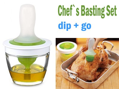 Chef's Basting Set