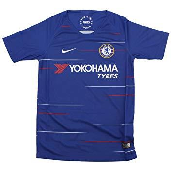 35a5d8f73cb ChelseaFC Home Jersey 2018 2019 Foo (end 9 25 2019 10 15 PM)