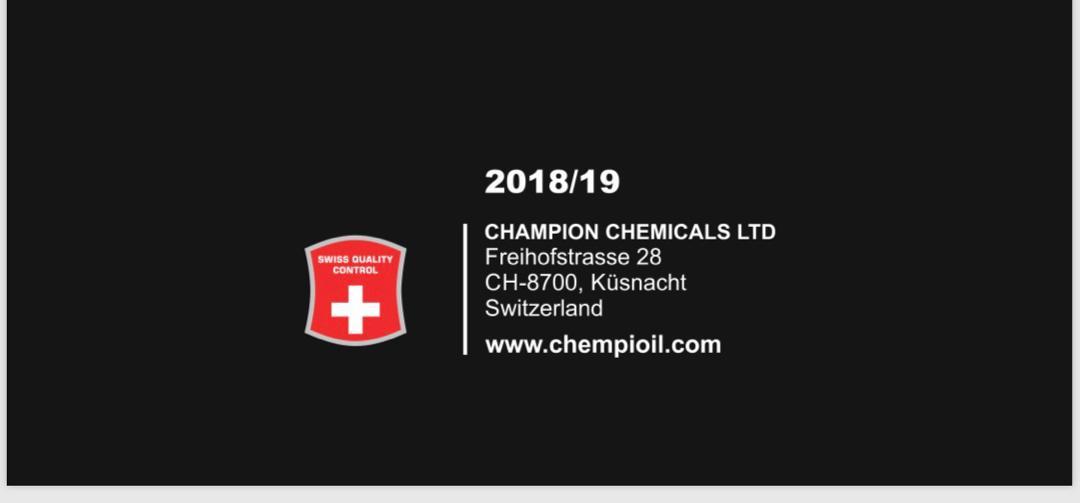 CHEMPIOIL Multi ATF Gear Oils (4 liter)