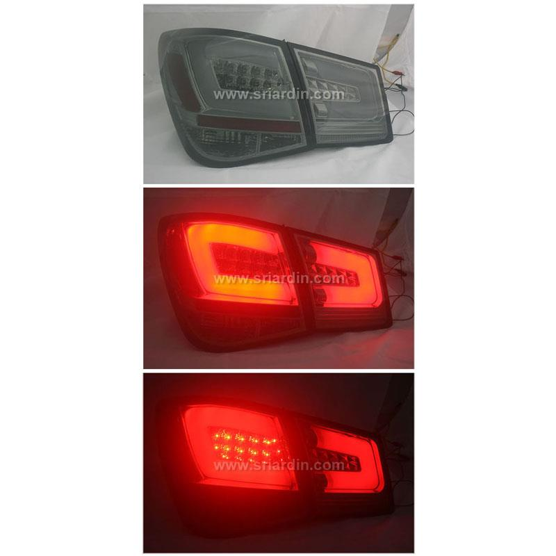 Chevrolet Cruze 09- Light Bar LED Tail Lamp
