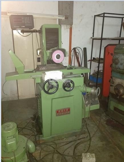 USED CHIKUAN GRINDING MACHINE