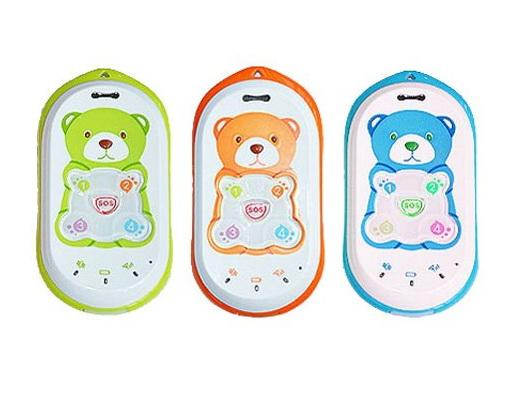 Child GPS Tracker Phone GPS Tracking Device for Children & Baby