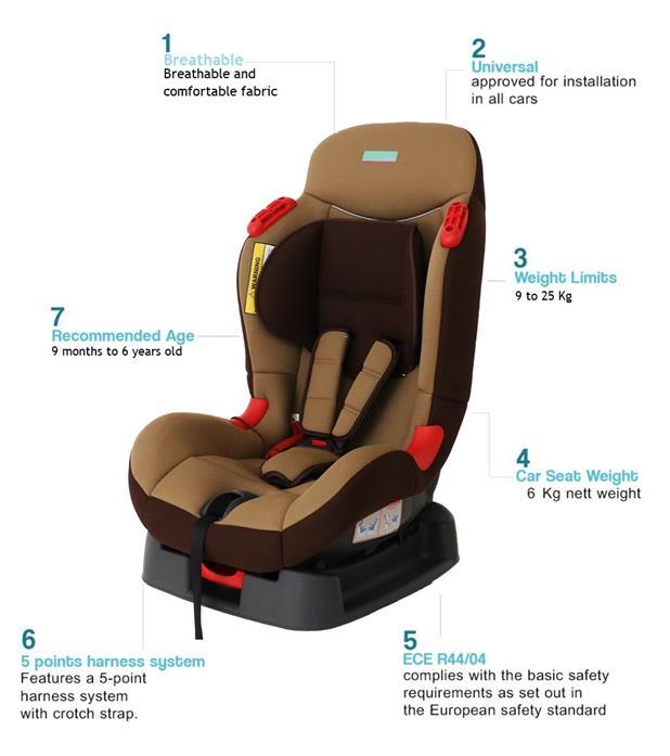 Children Car Seat Convertible Toddler Car Safety Seat (BAY0031)  sc 1 st  Lelong.my & Children Car Seat Convertible Toddler (end 3/9/2019 4:15 PM)