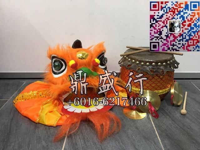 f30fbd76b Children Lion Dance Head Set Chinese Traditional Training Perfomance. ‹ ›