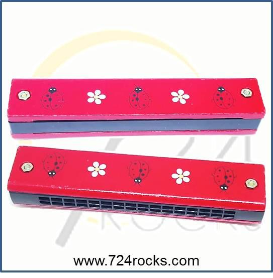 Children Musical Educational Music Toys Instrument Harmonica Combo 10