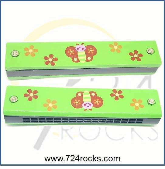 Children Musical Educational Music Toys Instrument Harmonica Combo 2