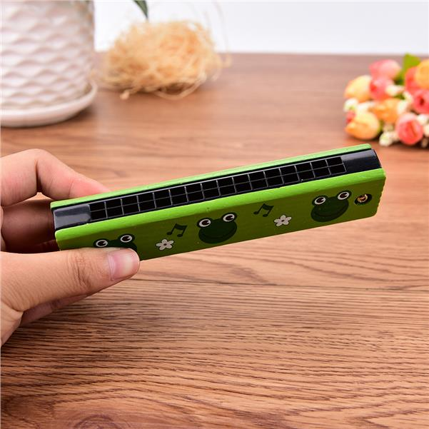Children Musical Educational Music Toys Instrument Harmonica Combo 9
