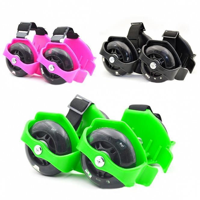 Children Roller Skate Wheels Shoes Attachable. 6174adb692