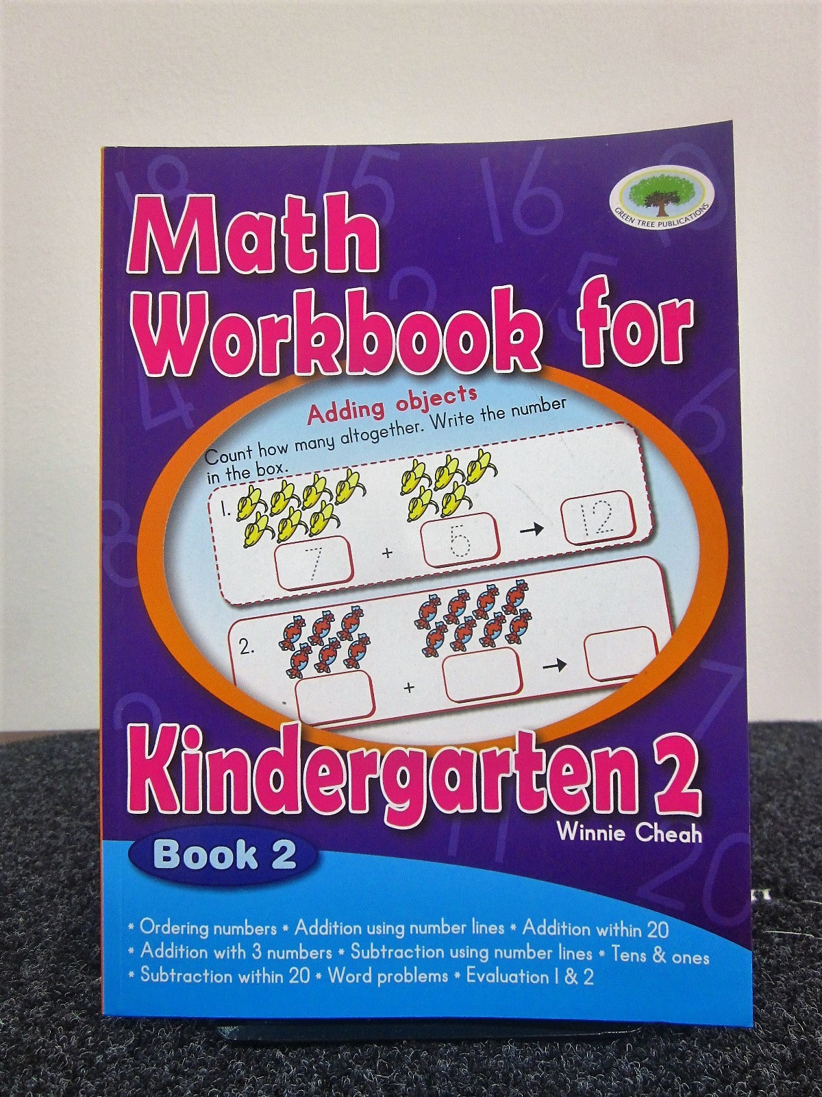 CHILDREN\'S MATH WORKBOOK FOR KINDERGA (end 3/8/2019 5:05 PM)