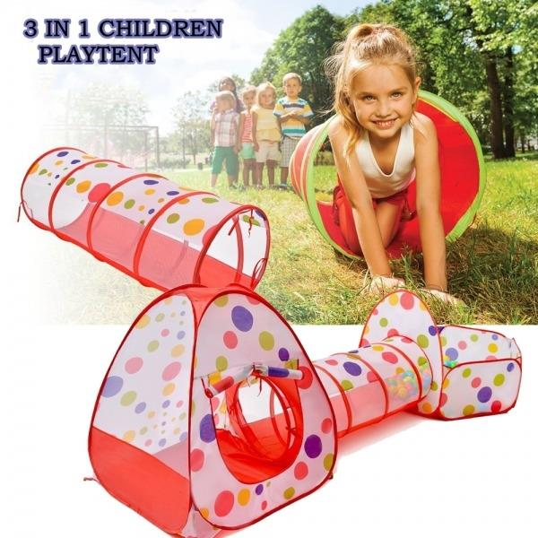 CHILDREN TENT 3 IN 1