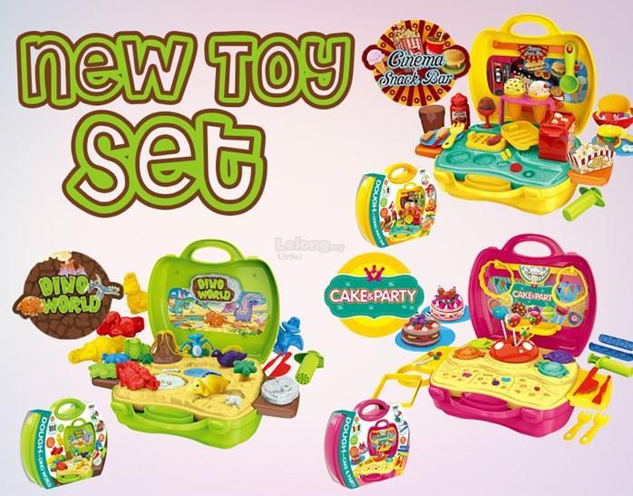 Toys For Kids 2018 : Children new toys set end pm