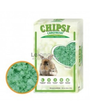 Chipsi Carefresh Bedding Forest Green 14L