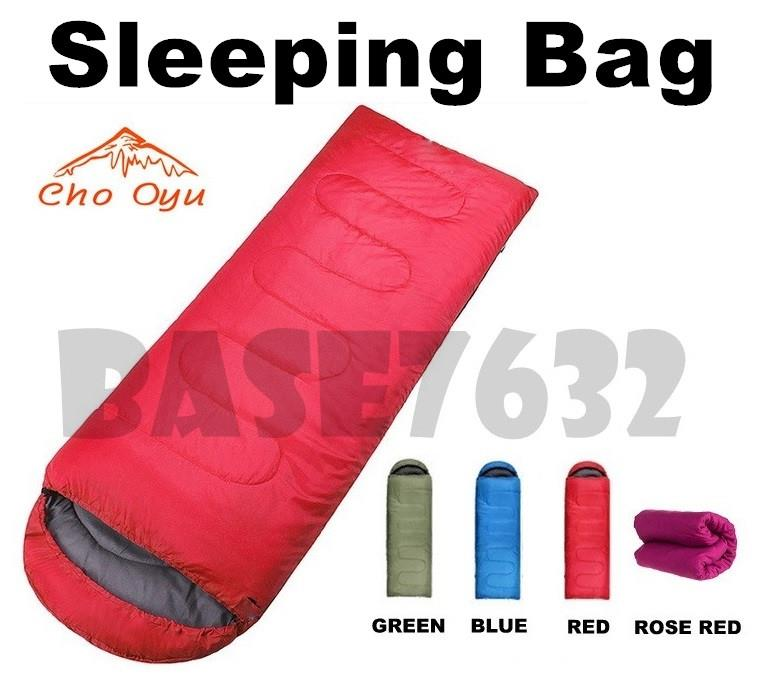 Cho Oyu  Sleeping Bag Camping Travel Mattress Tent Outdoor Kit