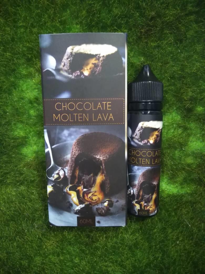 chocolate molten lava (6MG & 12MG @ 60ML) E Liquid Vape