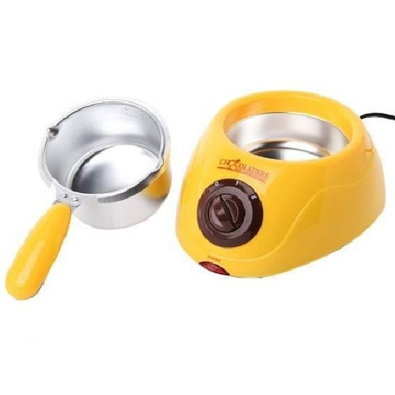 Chocolatiere Electric Chocolate Melting Pot Without Water