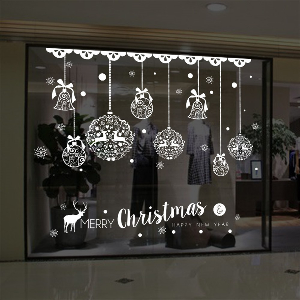 Home Decor Warehouse: Christmas Wall Sticker Home Decor St (end 6/28/2019 3:39 PM
