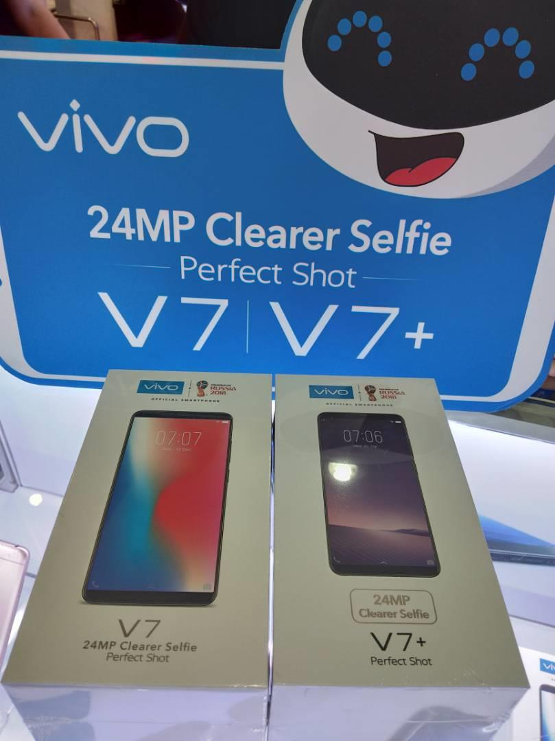 Christmas & New Year Special Promotion VIVO V7