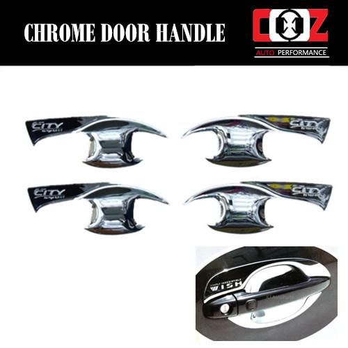 Chrome Door Handle Grand Bowl Cup Insert Cover Honda City 2014-2016  sc 1 st  Lelong.my & Chrome Door Handle Grand Bowl Cup In (end 6/17/2018 3:07 PM)