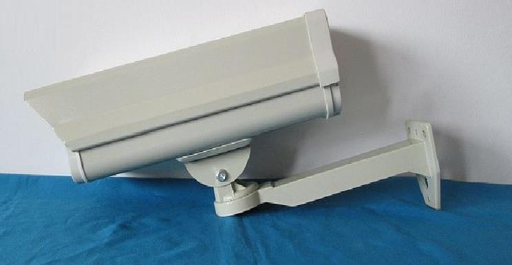 CHS001 CCTV Camera Top Opening Housing  Casing ( Small )