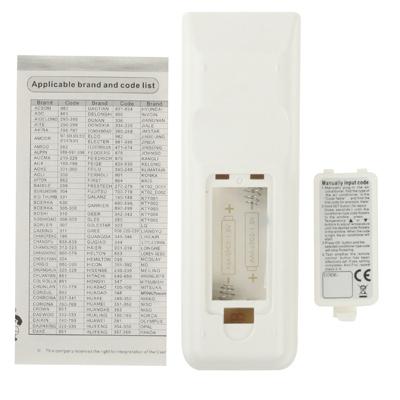 ... Chunghop Universal A C Remote Control K 9098E