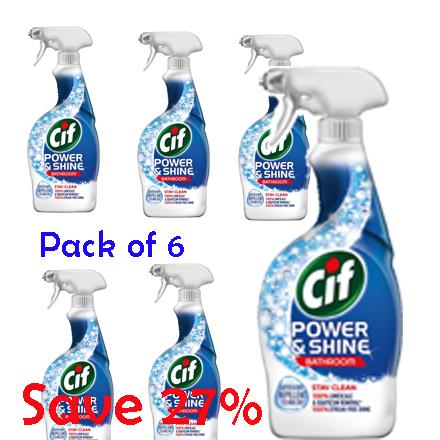 CIF Professional Bathroom Cleaner 700ml