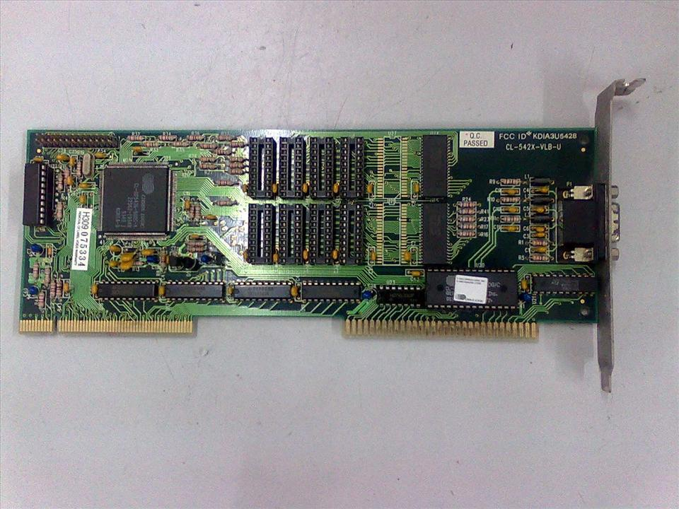 CIRRUS LOGIC VESA Graphic Card