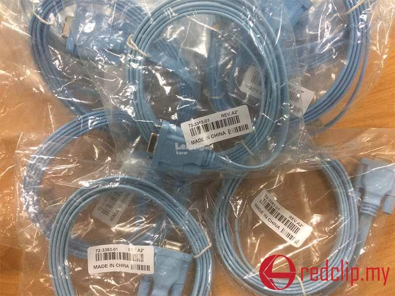 CISCO Console Cable DB9F to RJ45 6ft (72-3383-01)