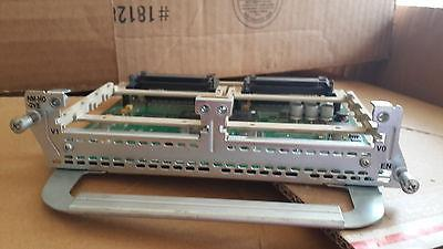 CISCO-NM-HD-2VE-2-Slot-Enhanced-Voice-Fax-Network-Module-Tested-Warra
