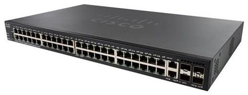 Cisco SG350X-48MP 48-port Gig POE Stackable Switch (SG350X-48MP-K9-UK)