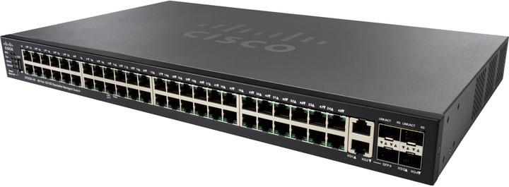 Cisco Small Business 48-port PoE Stackable Switch (SF550X-48MP-K9-UK)