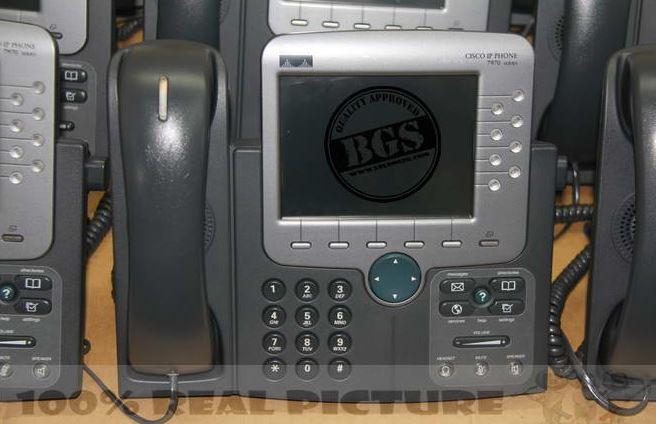Cisco Unified IP Phone CP-7970G