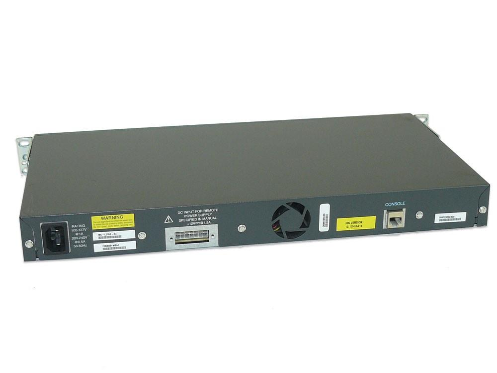 Cisco WS-C2950-12 Catalyst 2950-12 10/100 12-Port