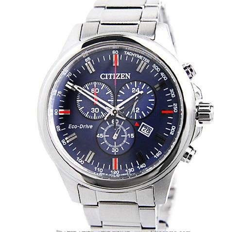 CITIZEN AT2310-57L AT2310-57 Eco-Drive Chronograph Sapphire Watch