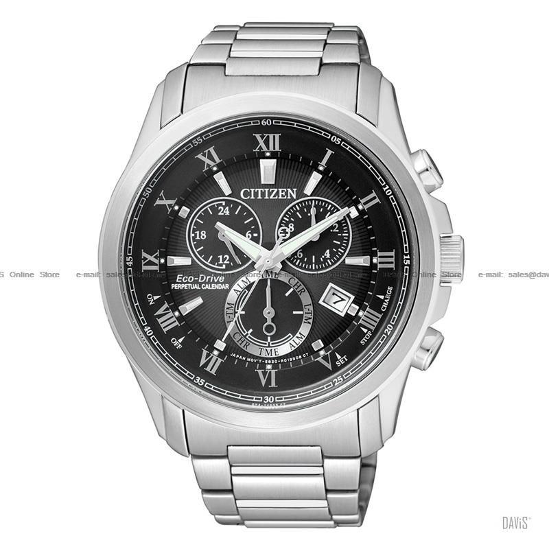 Citizen Eco Drive E820 Manual Best Setting Instruction Guide