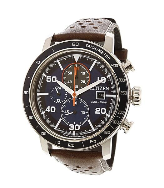 CITIZEN Brycen Eco-Drive Chronograph CA0648-09L CA0648-09 Men Watch