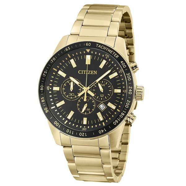 CITIZEN Chronograph Tachymeter Quartz AN8072-58E AN8072-58 Men's Watch