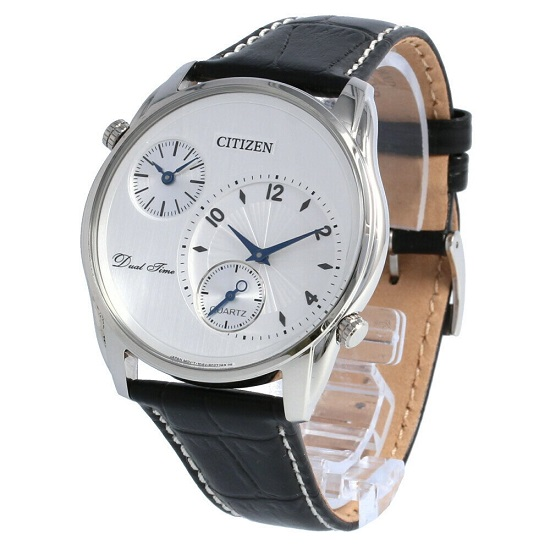 CITIZEN Dual Time AO3030-24A AO3030-24 Quartz Men's Watch