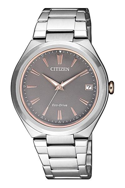 CITIZEN Eco-Drive Elegant Stainless Steel AW1376-55H AW1376-55 Watch